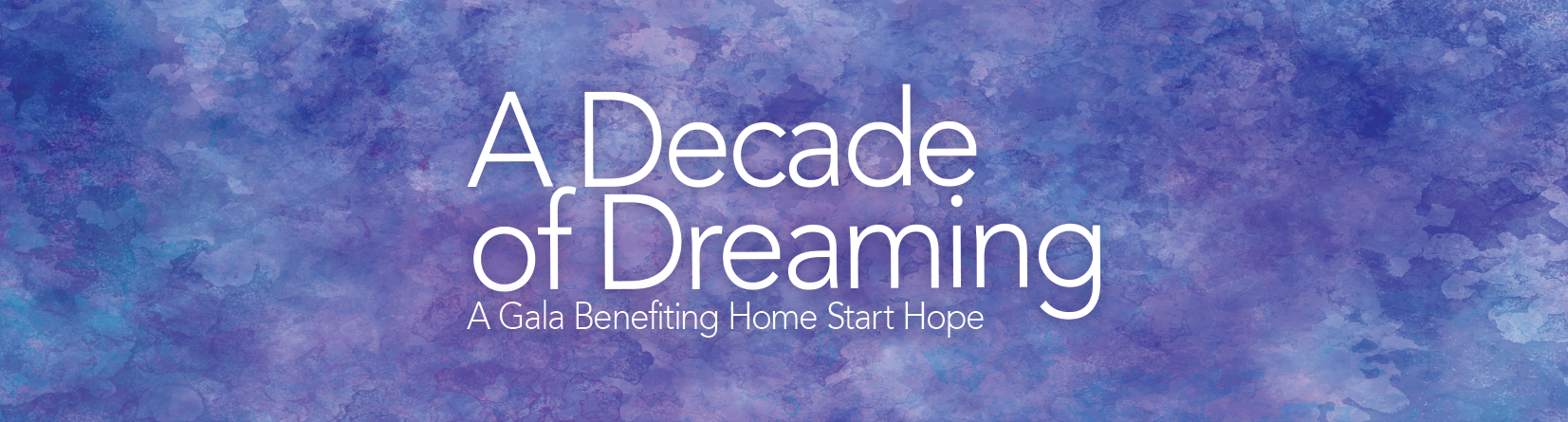 A Decade of Dreaming