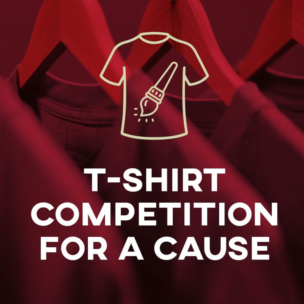 T-Shirt Competition for a Cause