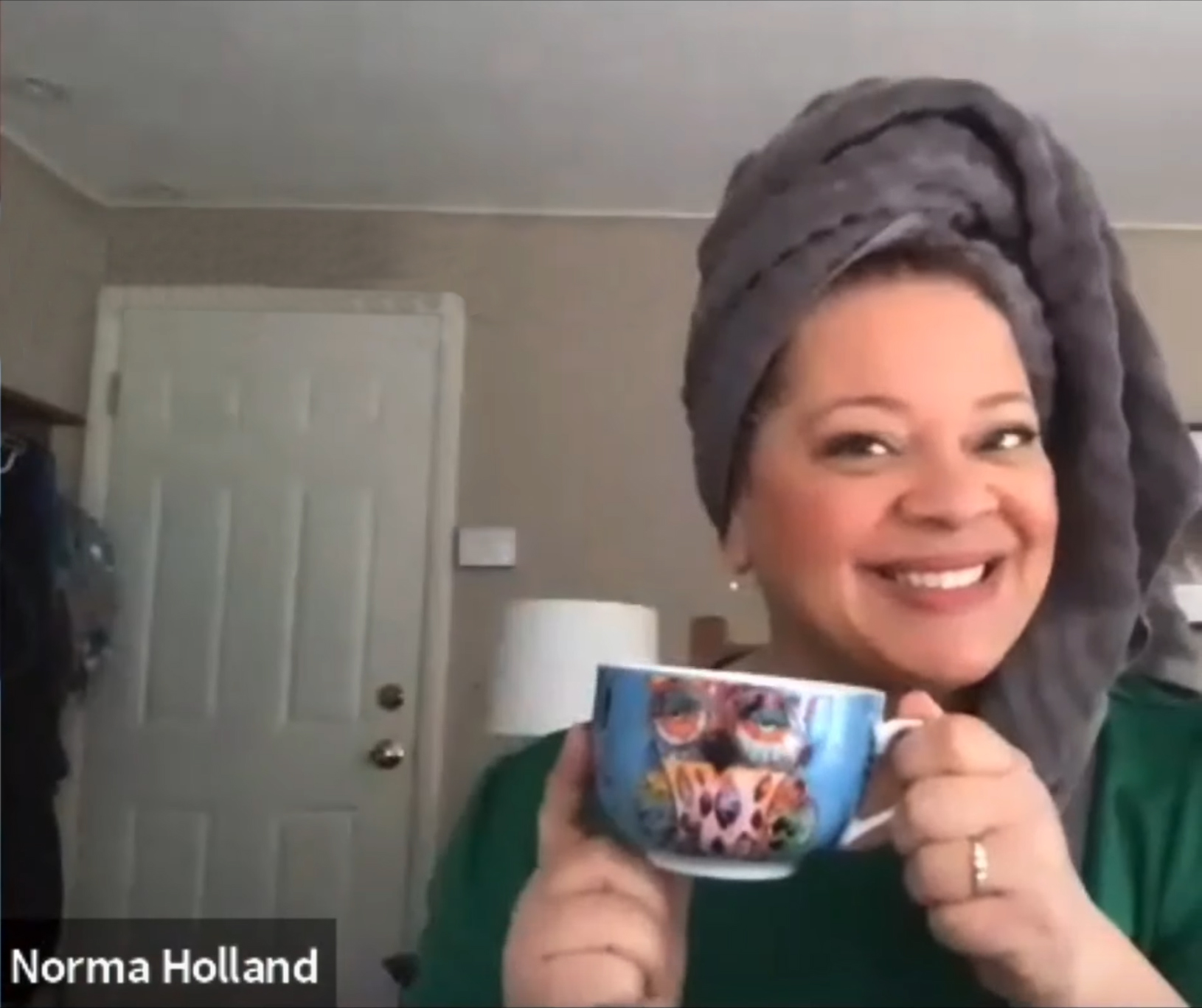 Norma Holland